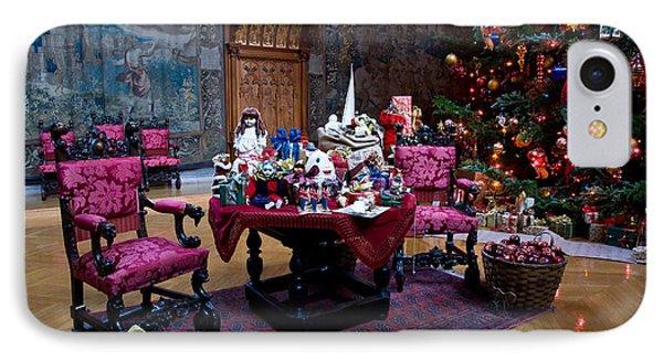 Biltmore Christmas   IPhone Case