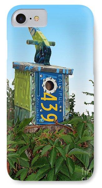 Bird House 439 IPhone Case