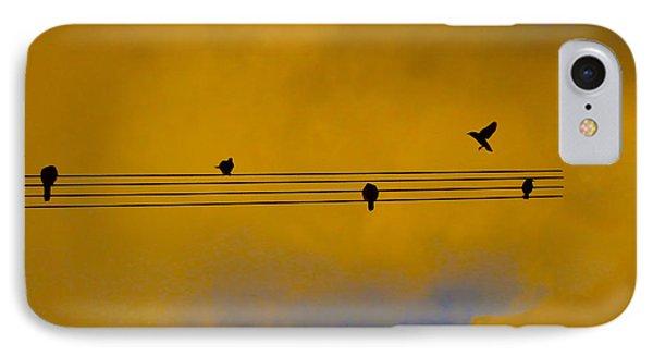 Bird Song IPhone Case