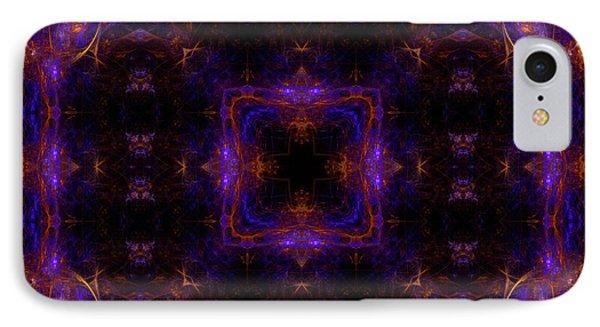 Birth Of A Supernova Mandala 51 IPhone Case