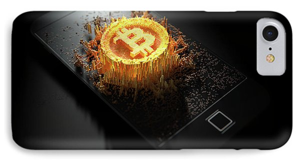 Bitcoin Cloner Smartphone IPhone Case
