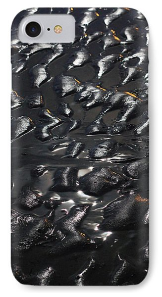 Black Beach IPhone Case
