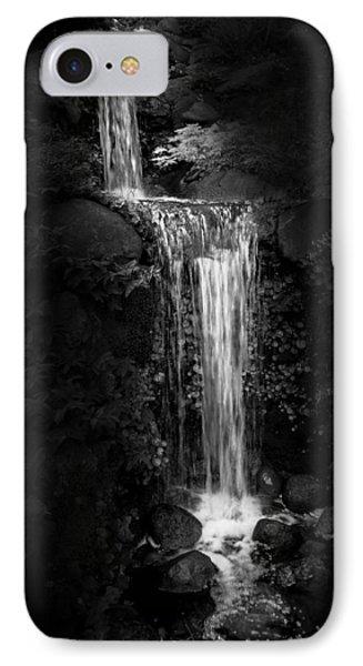Black Magic Waterfall IPhone Case