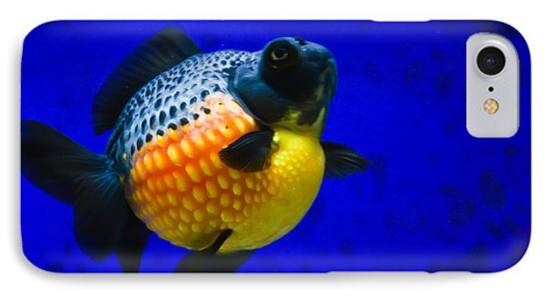 Black Pearl Goldfish IPhone Case