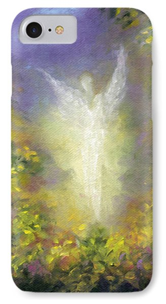 Blessing Angel IPhone Case