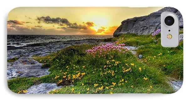Blooming Burren IPhone Case