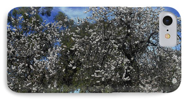 IPhone Case featuring the photograph Blossom Bomb by Mark Blauhoefer