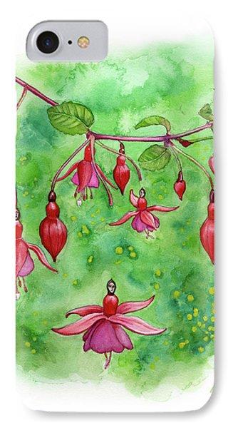 Blossom Fairies IPhone Case