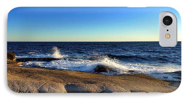 Blue Atlantic IPhone Case