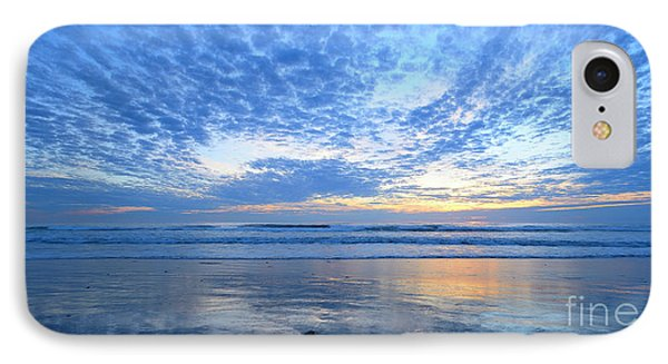 IPhone Case featuring the photograph Beach Home Blues by John F Tsumas