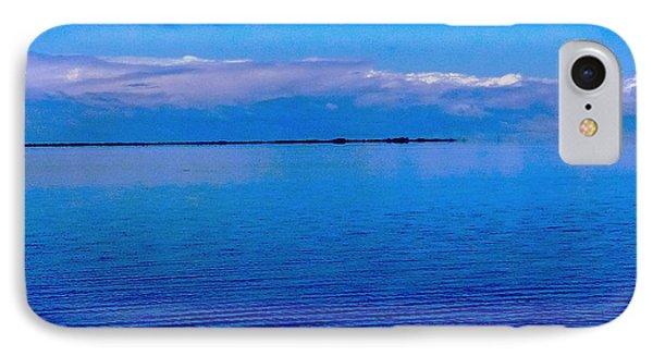 Blue Blue Sea IPhone Case