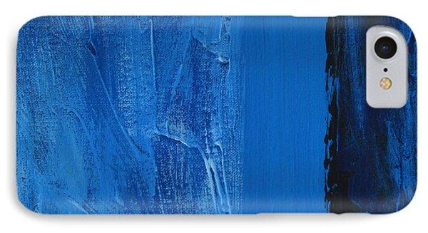 Blue Collar IPhone Case
