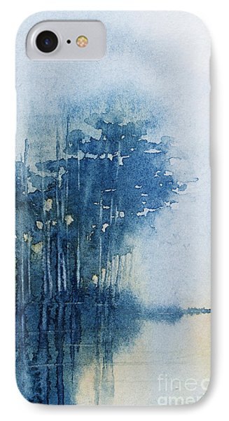 Blue Evening IPhone Case