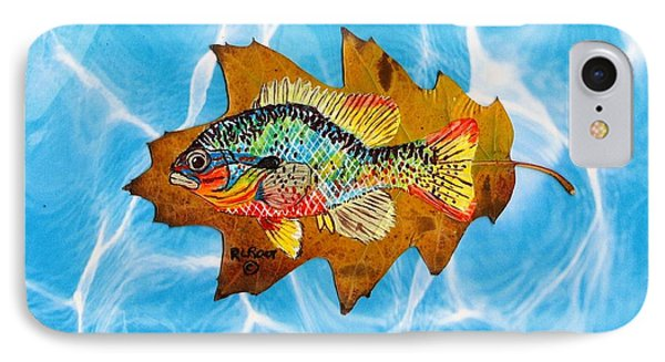 Blue Gill IPhone Case