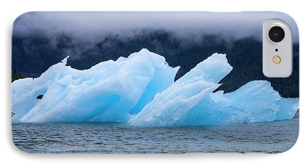 Blue Iceberg IPhone Case