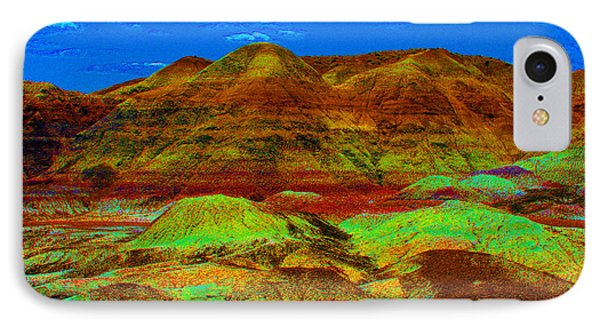 Blue Mesa Dreaming IPhone Case