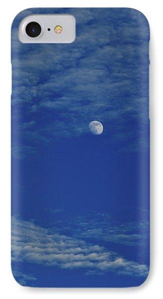 Blue Moon IPhone Case