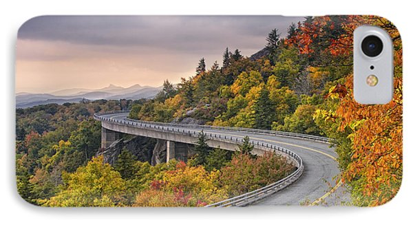 Lynn Cove Viaduct-blue Ridge Parkway  IPhone Case
