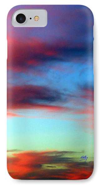 Blushed Sky IPhone Case