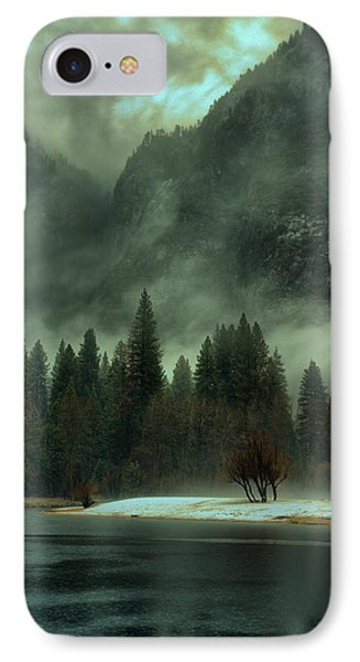 Blustery Yosemite IPhone Case