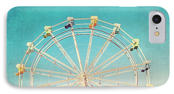 Boardwalk Ferris Wheel IPhone Case