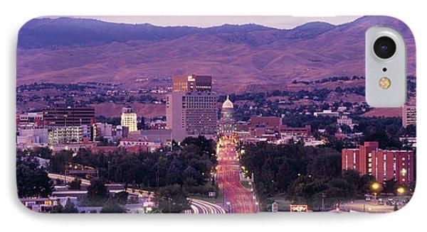 Boise Id IPhone Case