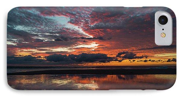 Bold Sunrise Delray Beach Florida IPhone Case