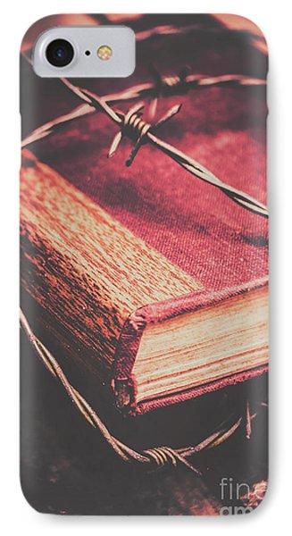 Book Of Secrets, High Security IPhone Case