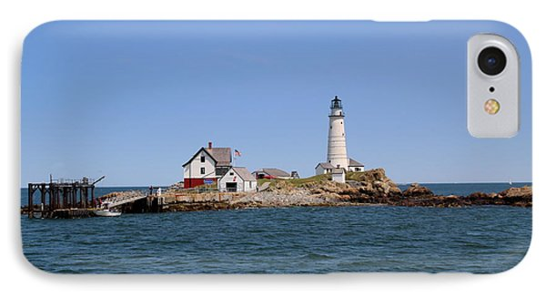 Boston Light IPhone Case
