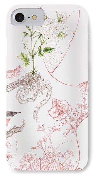 Botanicalia  IPhone Case