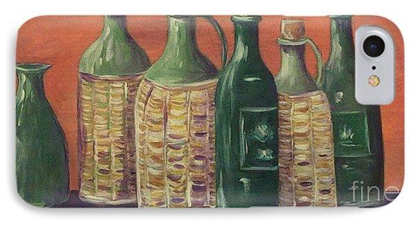 Bottles IPhone Case