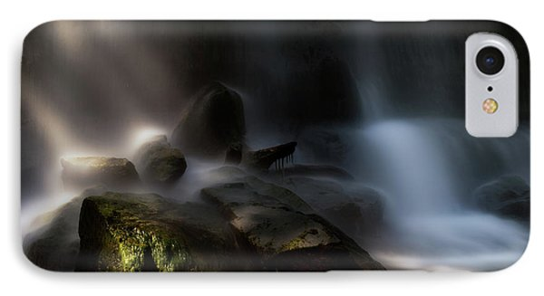 Bottom Of The Falls IPhone Case