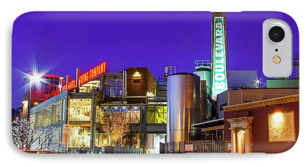 Boulevard Brewing Kansas City IPhone Case