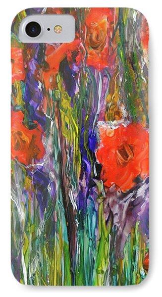 Bouquet 2 IPhone Case