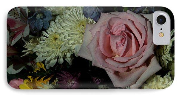 Bouquet For A Friend IPhone Case