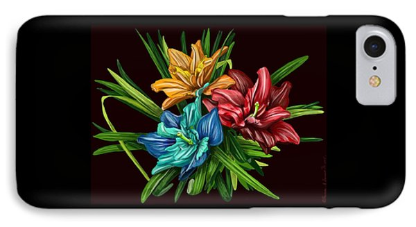 Bouquet#1 IPhone Case