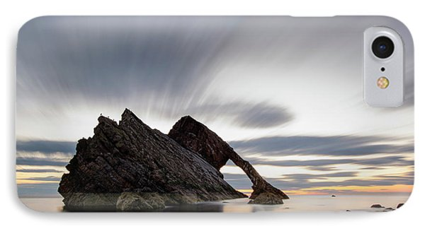 Bow Fiddle Rock At Sunrise IPhone Case