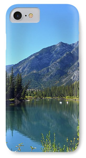 Bow River No. 2-1 IPhone Case