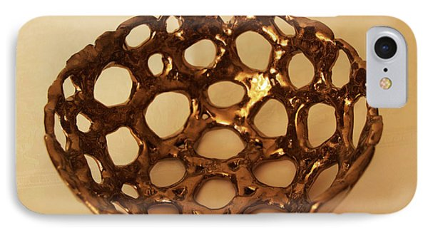Bowle Of Holes IPhone Case
