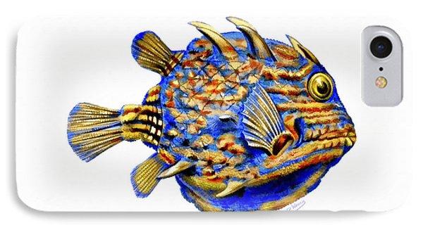 Boxfish II IPhone Case