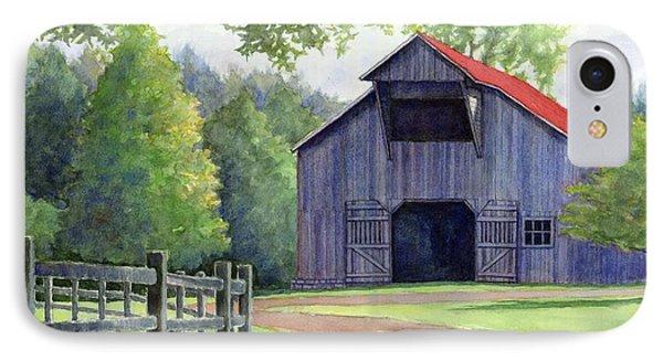 Boyd Mill Barn IPhone Case