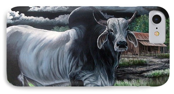iphone 8 case brahma bull