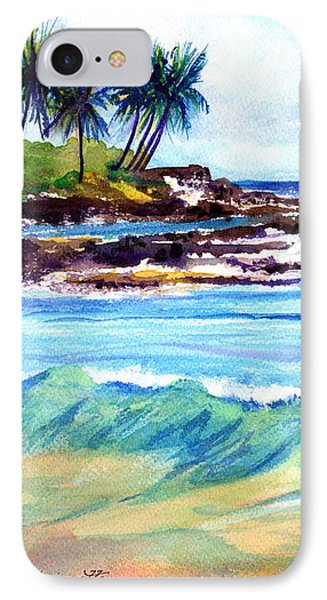 Brennecke's Beach IPhone Case