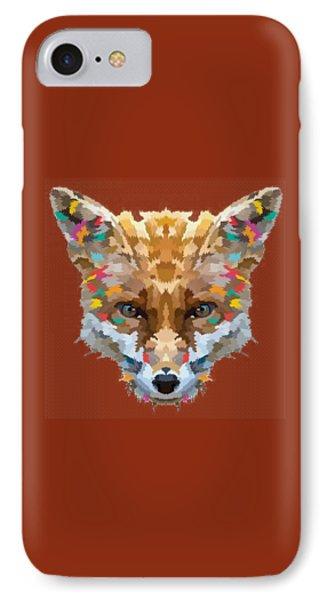 Brerr Fox T-shirt IPhone Case