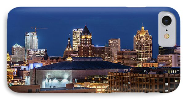 Brew City At Dusk IPhone Case