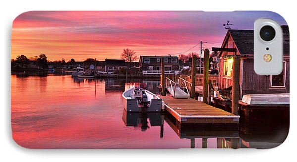 Brewsters In The South End IPhone Case
