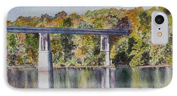 Bridge Over The Cumberland IPhone Case