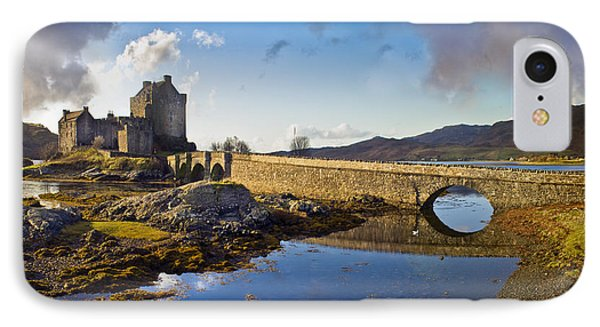 Bridge To Eilean Donan IPhone Case