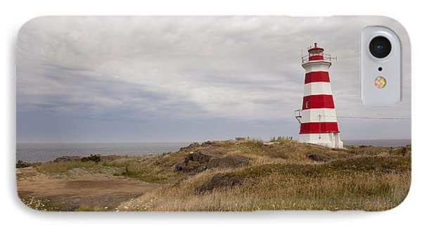 Briers Island Lighthouse IPhone Case