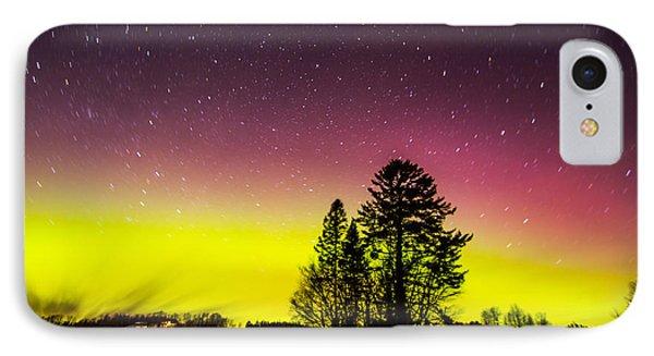 Bright Aurora IPhone Case